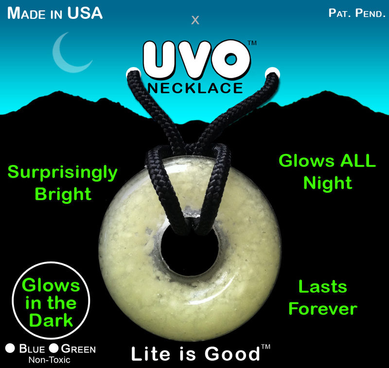 UVO Green Necklace